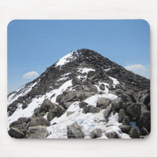 Summit of Mount Yale, Colorado Mouse Pad