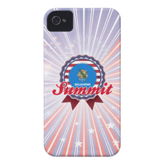 Summit, OK iPhone 4 Cover