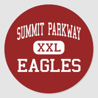 Summit Parkway - Eagles - Middle - Columbia Sticker