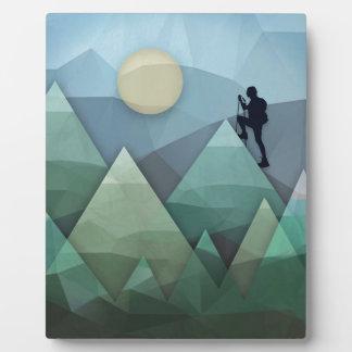 Summit Plaque
