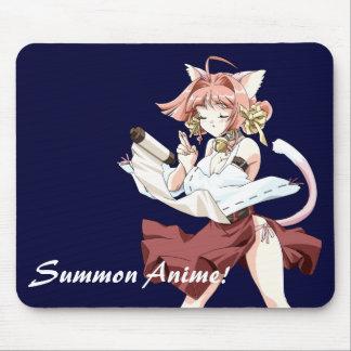 Summon Anime! mousepad