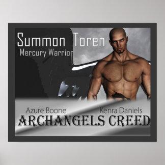 summon toren poster