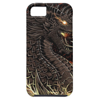 Summoning The Dragon iPhone 5 Cover