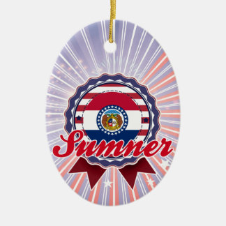 Sumner MO Christmas Ornament