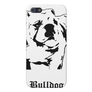 Sumo Bulldog Stencil iPhone SE/5/5s Case
