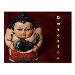 Sumo Congratulations Postcard
