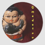 Sumo Congratulations Stickers