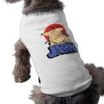 Sumo de Japón Camisa De Perrito