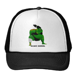 SUMO GRRRL GORRAS