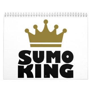 Sumo king champion calendars