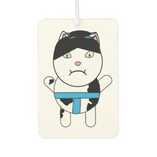 Sumo Kitty Car Air Freshener