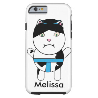 Sumo Kitty Personalize Tough iPhone 6 Case