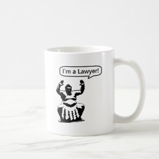 Sumo Lawyer Coffee Mug