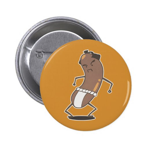 Sumo Sausage Button