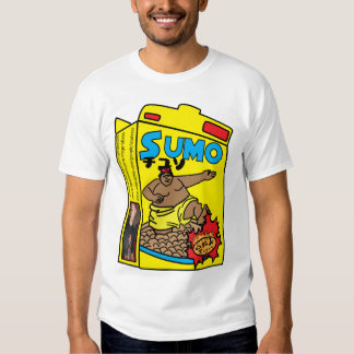 sumo snacks by rogers bros shirt