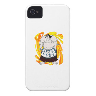 Sumo Sweeper iPhone 4 Case-Mate Case