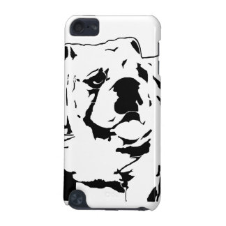 Sumo the Bulldog iPod Touch (5th Generation) Cover