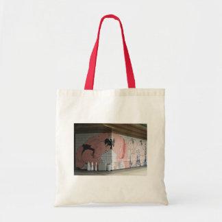 Sumo Wall Art Tote Bag