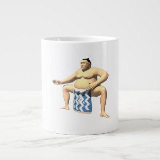 Sumo Wrestler 2 Extra Large Mug
