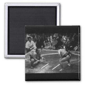 SUMO Wrestling Fridge Magnets