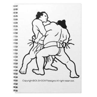Sumo wrestling sumou