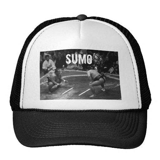 SUMO Wrestling Trucker Hat