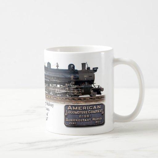 Sumpter Valley Ry #19 Mug