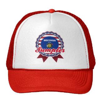 Sumpter, WI Mesh Hat