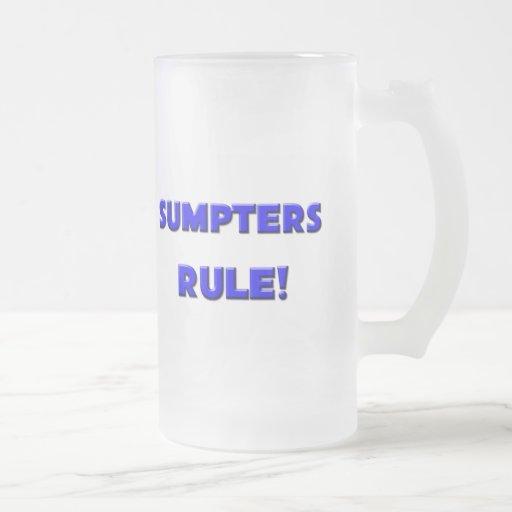 Sumpters Rule! Mugs