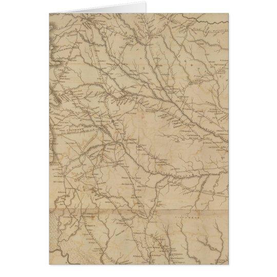 Sumter District, South Carolina Card