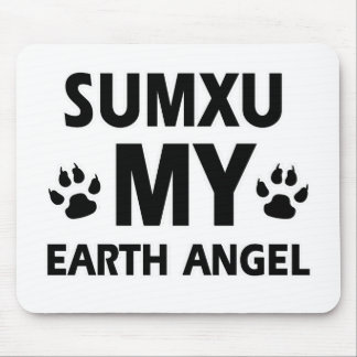 sumxu cat design mouse pad