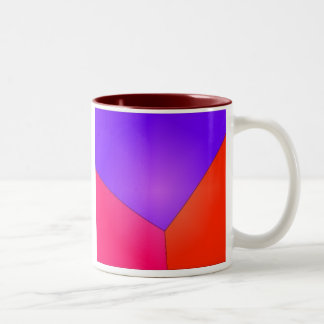 Sun2 Two-Tone Coffee Mug