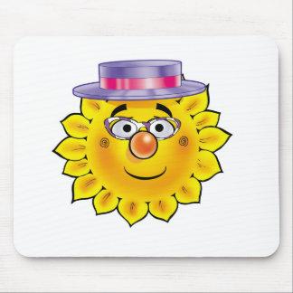 Sun 02 mouse pad