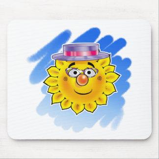 Sun 02B Mouse Pad