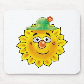 Sun 03 mouse pad