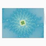 Sun 1 - Fractal Card