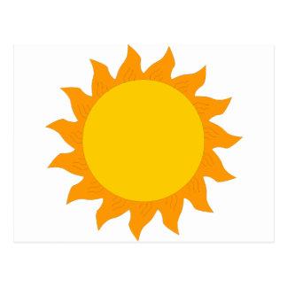 sun[1] postcard
