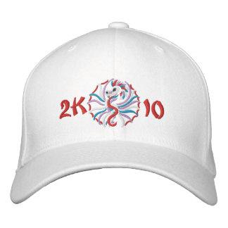 Sun 2k10 Dragon Embroidered Hats
