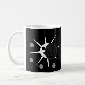 """Sun 4 Moon Star 3"" By SkullnskinTM Coffee Mug"
