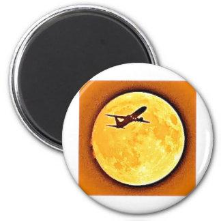 SUN AIRLINER MAGNET
