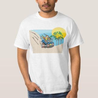 Sun and Beach Shirt