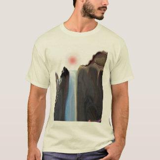 Sun and cascade T-Shirt