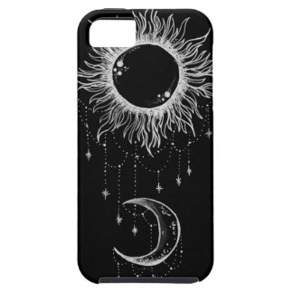 Sun and Moon Boho case iPhone 5/5S Cases