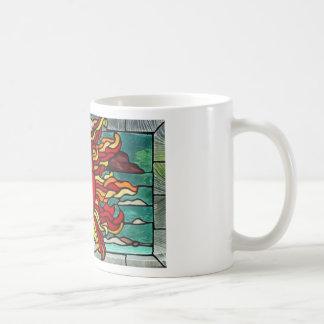 Sun and Moon Classic White Coffee Mug