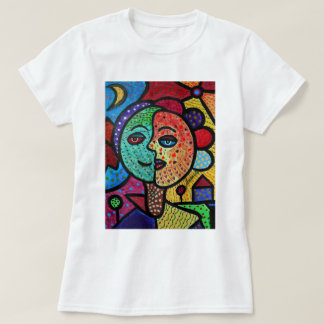 SUN AND MOON COUPLE T-Shirt