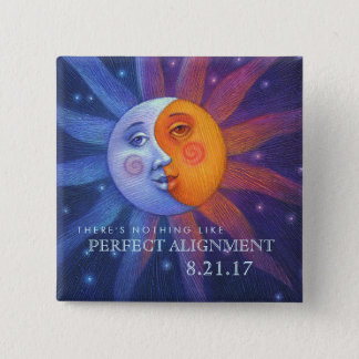 Sun and Moon Eclipse Perfect Alignment Button