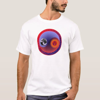 Sun and Moon in Balance T-Shirt