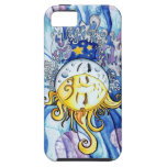 Sun and Moon iPhone case iPhone 5 Cases