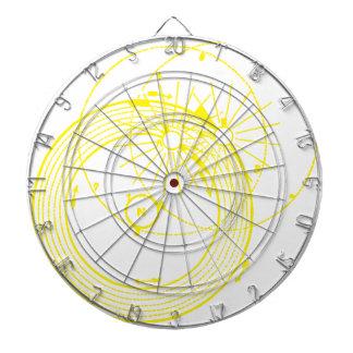 Sun and Moon Orbits Zetetic Astronomy Dart Board
