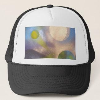 SUN AND MOON TRUCKER HAT